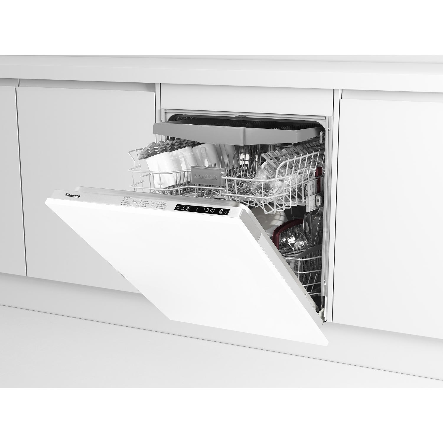 Blomberg Integrated Full Size Dishwasher - A++ Rated - 7