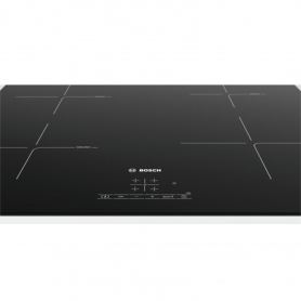 Bosch PUE611BF1B 60cm Induction Hob - Black - 1