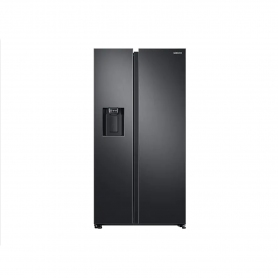Samsung American Style Fridge Freezer - Stainless Black - A+ Rated
