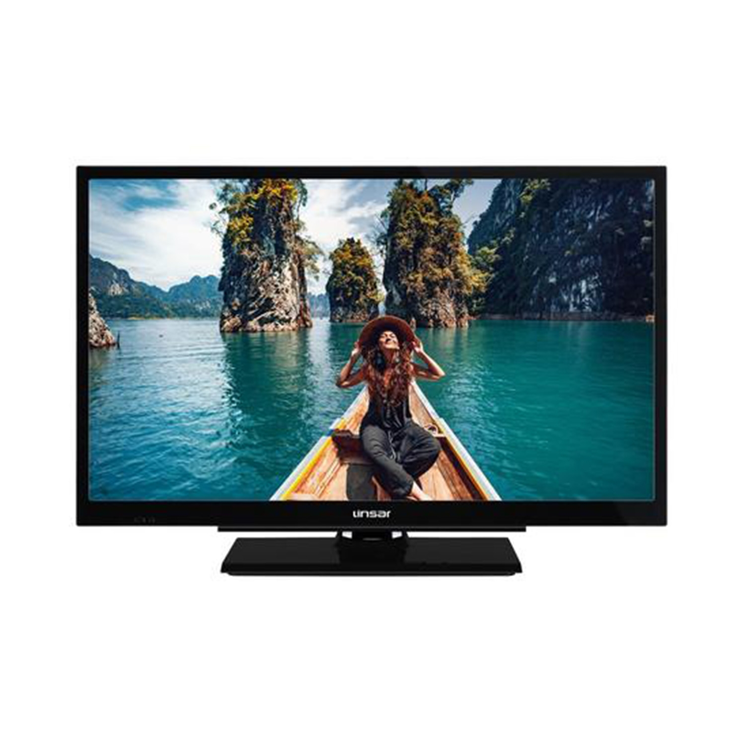 "Linsar 24"" HD LED TV - Freeview Play  - 0"