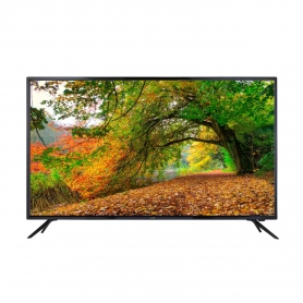 "Linsar 40"" Full HD LED TV - Black- Freeview - A Rated"