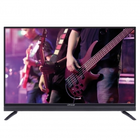 "Linsar 40"" HD Ready - Black - A Energy Rated"