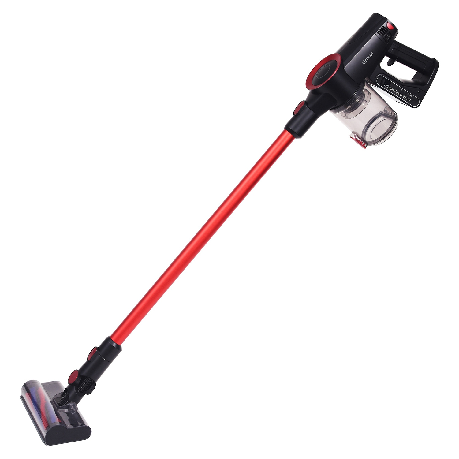 Linsar 2 in 1 Cordless Vacuum Cleaner - 40 Minute Run Time - 0