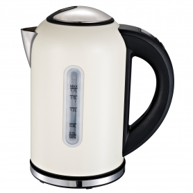 Linsar Variable Temperature Jug Kettle - Cream