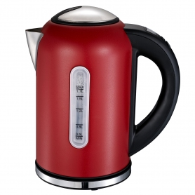 Linsar Variable Temperature Jug Kettle - Red