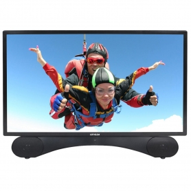 "Linsar X24DVDMK3 24"" Full HD TV - built-in DVD player and Freeview HD"