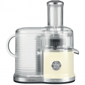 Kitchenaid Artisan Juicer with 1 Litre Bowl - Cream
