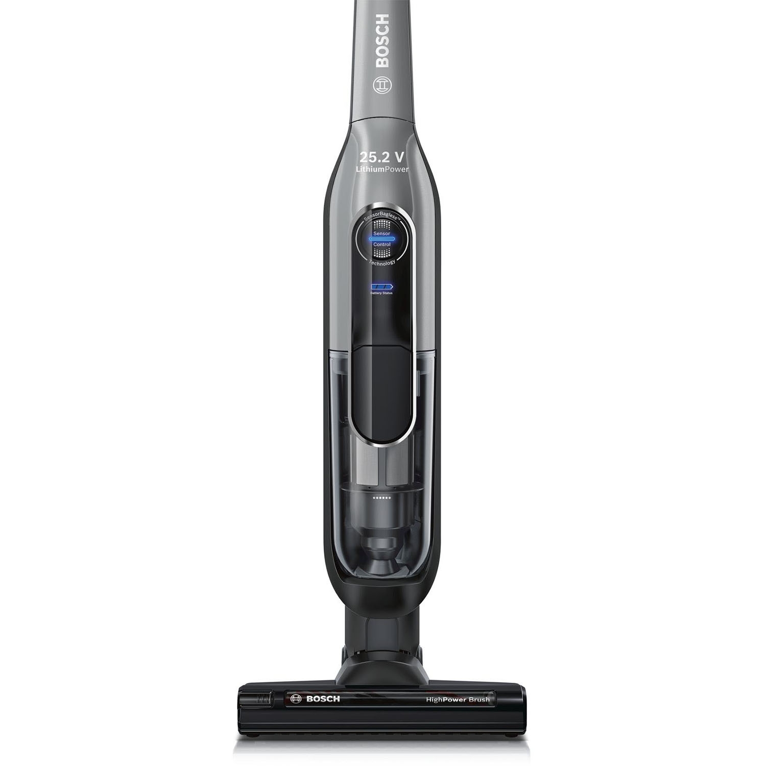 Bosch Athlet Vacuum Cleaner - 65 Minute Run Time - 10