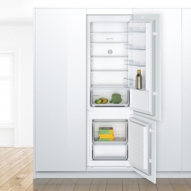 Bosch KIV87NSF0G 54.1cm Low Frost Built In Fridge Freezer