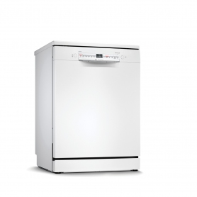 Bosch SMS2HVW66G Full Size Dishwasher - White - 13 Place Settings