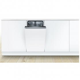 Bosch Integrated Slimline Dishwasher - A+ Rated - 1