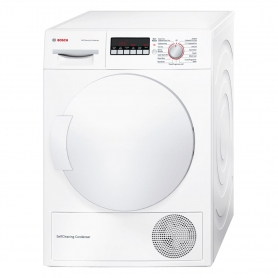 Bosch 8kg Heat Pump Tumble Dryer