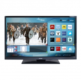"Linsar 42"" LED TV"