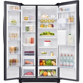 Samsung American Style Frost Free Fridge Freezer DISPLAY CLEARANCE  - 4