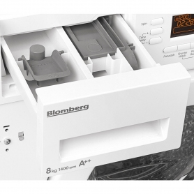 Blomberg Built In 8kg 1400 Spin Washing Machine - 3