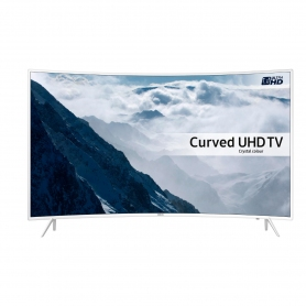 "Samsung 49"" Curved 4K UHD LED TV"