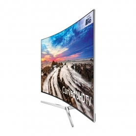 "Samsung 55"" Curved 4K UHD LED TV - 7"