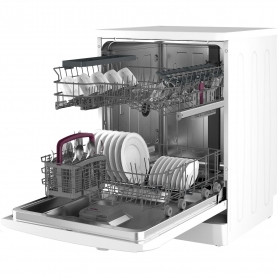 Blomberg Full Size Dishwasher - White - A+ Rated - 2