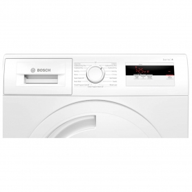 Bosch 8kg Heat Pump Tumble Dryer - White - A+ Energy Rated - 5