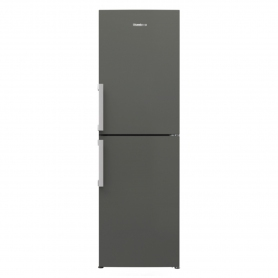 Blomberg Frost Free Fridge Freezer - Graphite - A+ Energy Rated