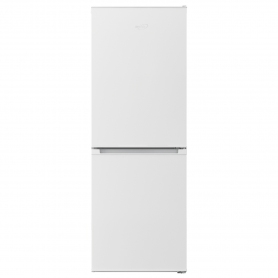 Zenith ZCS3552W 54.0cm Fridge Freezer - White - Static - 0