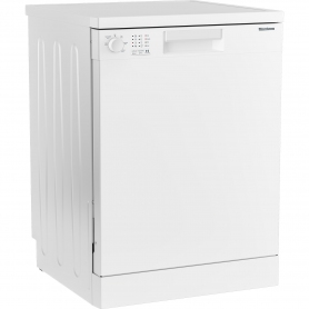 Blomberg Full Size Dishwasher - White - A++ Energy Rated - 3