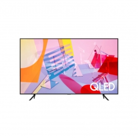 "Samsung QE85Q60TAUXXU 85"" HDR10 QLED Smart TV with Cinematic Colour & Adaptive Sound - 0"