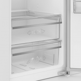 Blomberg Integrated Tall Larder Fridge - A+ Energy Rated - 1