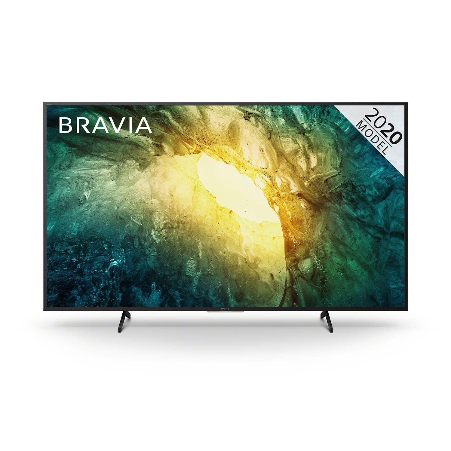 "Sony KD43X7052PB 43"" 4K UHD Smart TV - A Energy Rated - 1"