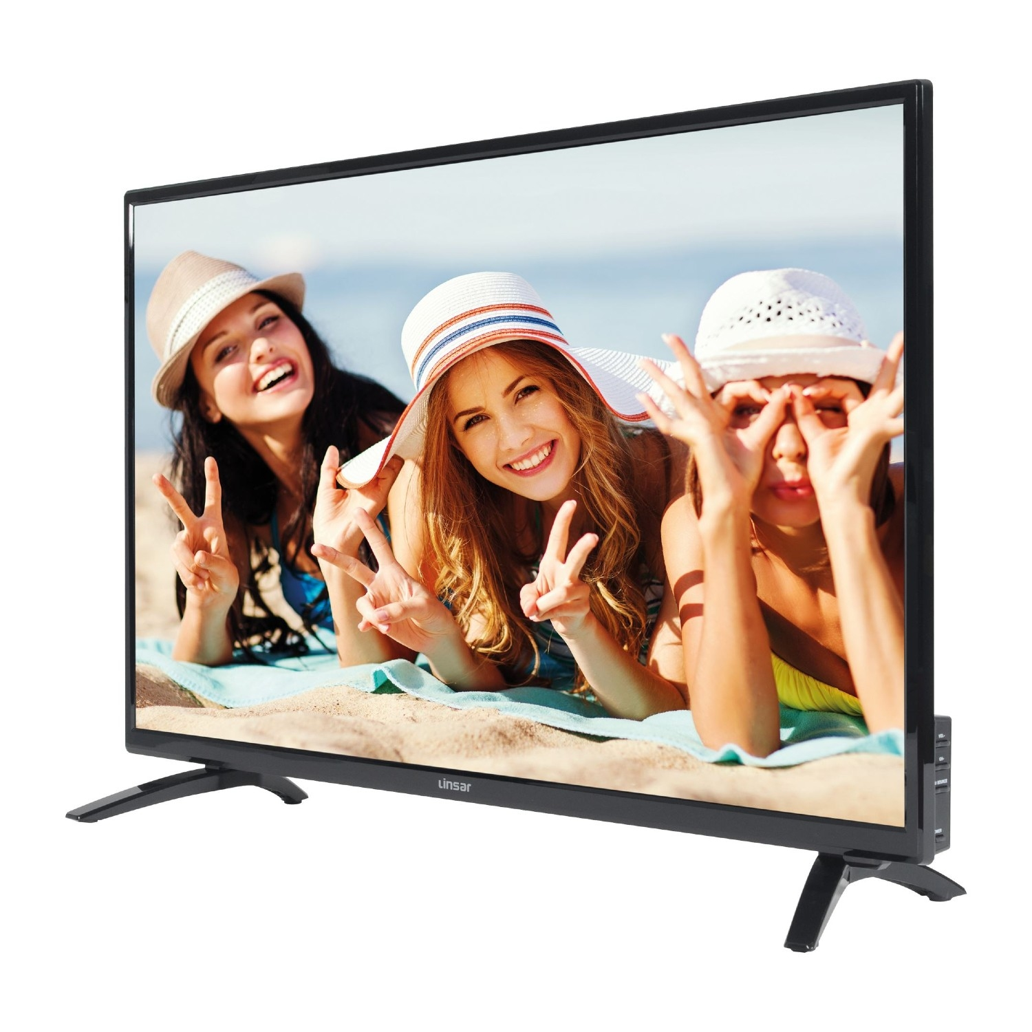 "Linsar 32"" HD Ready LED TV with Freeview HD - 0"