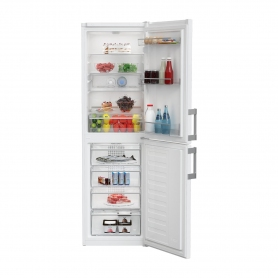 Blomberg 55cm frost Free Fridge Freezer - White - A+ Rated - 1