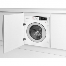 Blomberg Integrated 8kg/5kg 1400 Spin Washer Dryer - A Rated