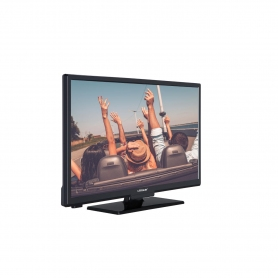 "Linsar 24"" HD Ready LED TV + Int DVD"