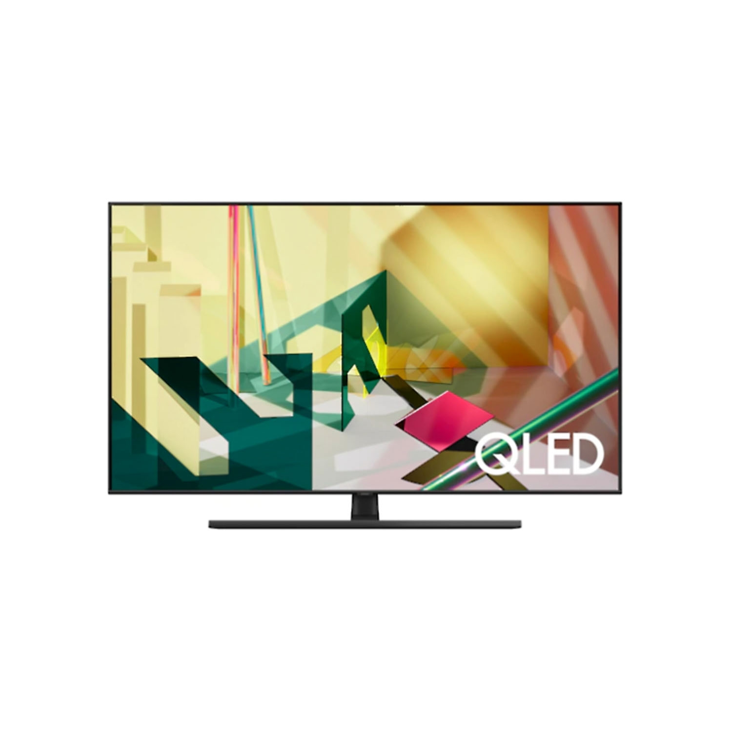 "Samsung 55"" QLED Smart TV - A Energy Rated - 0"