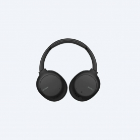 Sony WHCH710NBCE7 Wireless Over Ear Noise Cancelling Headphones - Black