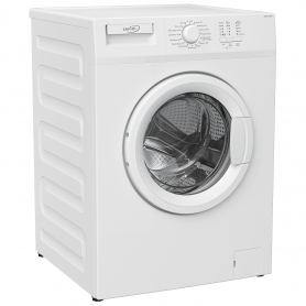 Zenith ZWM7120W 7kg 1200 Spin Slim Depth Washing Machine - White - 1