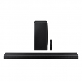 Samsung 330W 3.1.2Ch Wireless Flat Soundbar + Subwoofer - Black