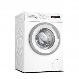 Bosch WAN28081GB 7kg 1400 Spin Washing Machine with EcoSilence Drive - White - 0