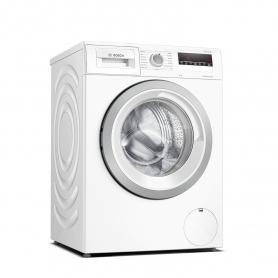 Bosch 8kg 1400 Spin Washing Machine with SpeedPerfect - White