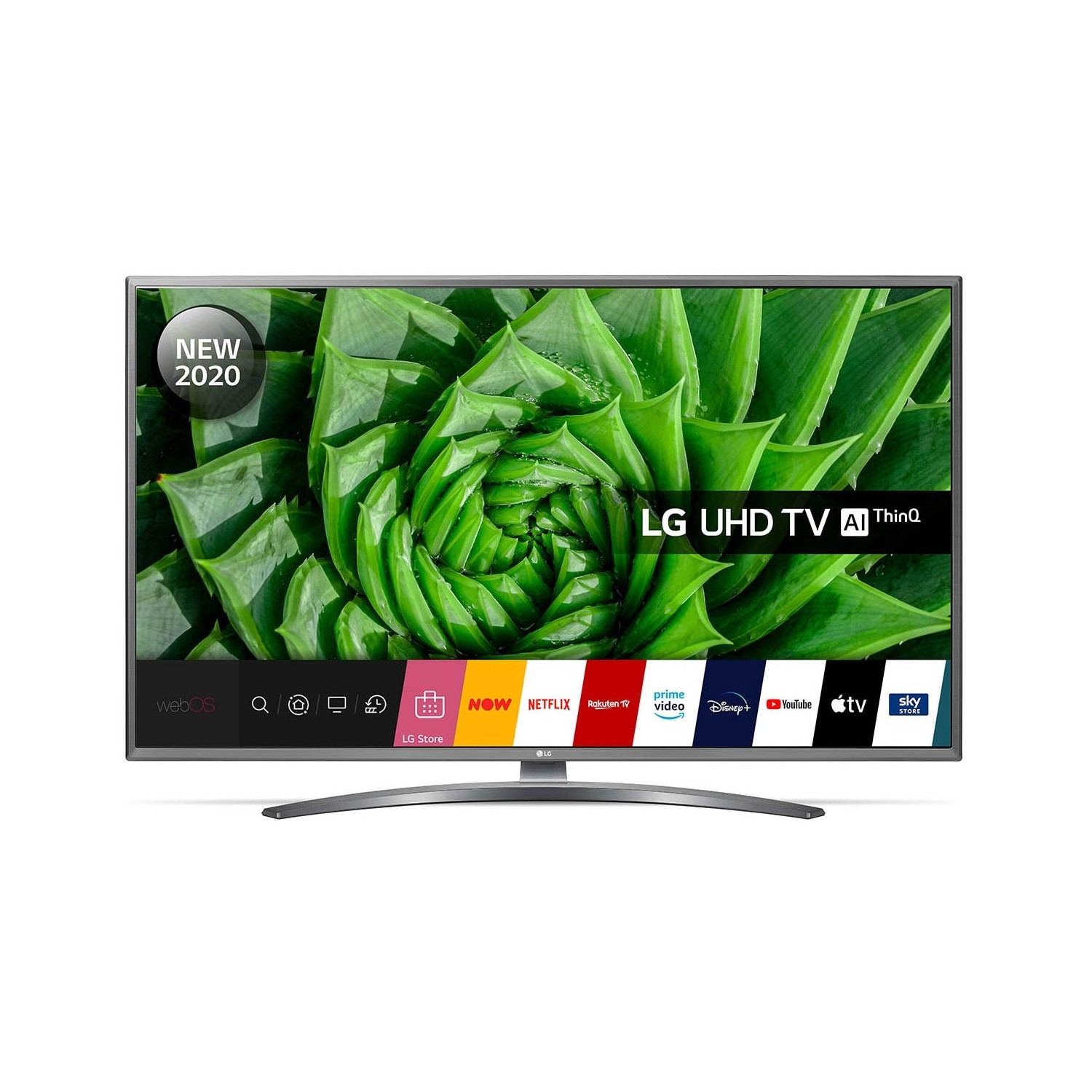 "LG 43"" 4K LED Smart TV - A Energy Rated - 0"