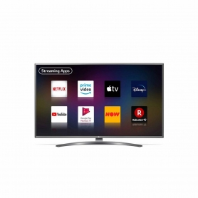 "LG 43"" 4K LED Smart TV - A Energy Rated - 8"