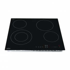 Belling 60cm Electric Hob - Black - 0