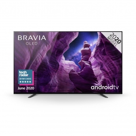 "Sony KE65A8BU 65"" 4K Ultra HD HDR OLED Android TV with X-Motion Clarity & Google Assistant"