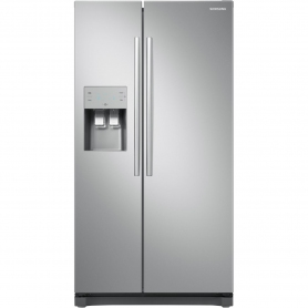 Samsung American Style Fridge Freezer - Stainless Steel Effect