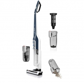 Bosch Athlet ProHygienic Cordless Vacuum Cleaner - 60 Minute Run Time - 0