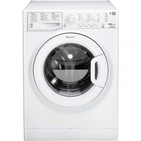 Hotpoint 8kg / 6kg 1400 Spin Washer Dryer - 0