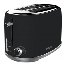 Linsar 2 Slice Toaster - Black