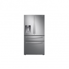 Samsung Frost Free American Style Fridge Freezer - Stainless - A+ Energy Rated