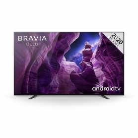 "Sony KD65A8BU 65"" 4K Ultra HD HDR OLED Android TV with X-Motion Clarity & Google Assistant"