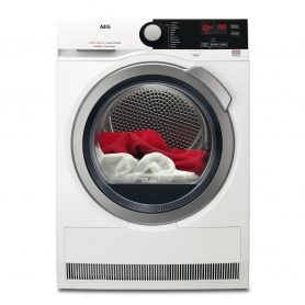 AEG 7000 Series 8kg Heat Pump Tumble Dryer - 0